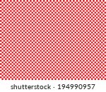 Repeating Chequered Pattern  ...