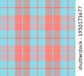 easter tartan plaid. scottish...   Shutterstock .eps vector #1950173677