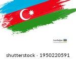 stylish brush flag of... | Shutterstock .eps vector #1950220591