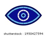 glass islamic  arabian or... | Shutterstock .eps vector #1950427594