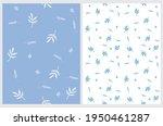 cute irregular abstract garden...   Shutterstock .eps vector #1950461287