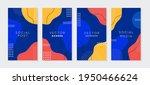 trendy abstract universal... | Shutterstock .eps vector #1950466624