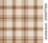 brown ombre plaid textured... | Shutterstock .eps vector #1950477904
