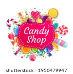 candy shop  trade store company ... | Shutterstock .eps vector #1950479947
