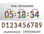 Countdown Clock Counter Timer...