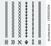 Vector Chains Patterns