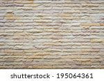 Sandstone Wall Background And...