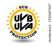 circle vector icon sun... | Shutterstock .eps vector #1950687607