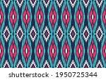 beautiful african ethnic...   Shutterstock .eps vector #1950725344