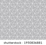 the geometric pattern with... | Shutterstock .eps vector #1950836881