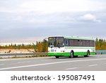 novyy urengoy  russia   august... | Shutterstock . vector #195087491
