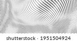 the halftone texture is... | Shutterstock .eps vector #1951504924