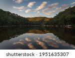 Sunset On The Hawkesbury River...
