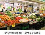valencia  spain   april 13 ... | Shutterstock . vector #195164351