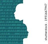 concept of digital detox....   Shutterstock .eps vector #1951667947