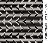 vector seamless zigzag lines...   Shutterstock .eps vector #1951740721