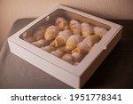 Fresh Croissants In A Box