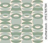 modern vector abstract seamless ... | Shutterstock .eps vector #1951785784