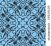 abstract seamless repeat pattern | Shutterstock . vector #19519135