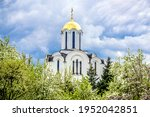 Domes Of The Orthodox Church...