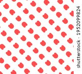 abstract seamless pattern red... | Shutterstock .eps vector #1952099824