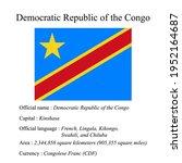 democratic republic of the...   Shutterstock .eps vector #1952164687