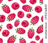seamless background with...   Shutterstock .eps vector #195216845