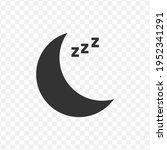 transparent sleep moon icon png ...