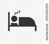 transparent sleep icon png ...