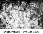 grunge black and white. the... | Shutterstock .eps vector #1952353321