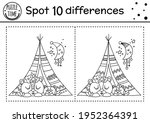 mothers day find differences... | Shutterstock .eps vector #1952364391