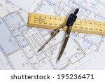Architect Blueprints Equipment...