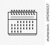 transparent calendar icon png ...