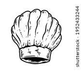 illustration of chef hat.... | Shutterstock .eps vector #1952433244