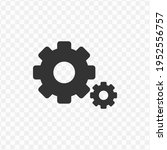 transparent gear icon png ...