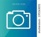 camera icon  vector...