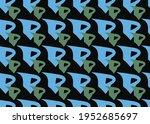 vector texture background ... | Shutterstock .eps vector #1952685697
