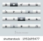 energy icons   classic series   ... | Shutterstock .eps vector #1952695477