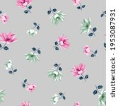 all over seamless pink and...   Shutterstock .eps vector #1953087931
