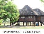 Congo Traditional Rondavel Lake ...