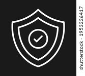 verified  protection  shield ... | Shutterstock .eps vector #1953226417