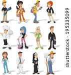 boss,business,businessman,businesswoman,cartoon,character,chef,coach,colorful,comic,company,cook,doctor,engineer,executive