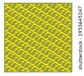 yellow geometric patterns....   Shutterstock .eps vector #1953645247