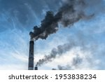 Smoking Factory Chimneys...