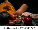 Ingredients For Preparation Of...