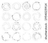 Random Circles  Dotted  Dots...