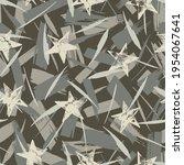 seamless vector camouflage... | Shutterstock .eps vector #1954067641