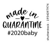 vector new baby illustration... | Shutterstock .eps vector #1954097974