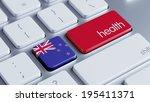 new zealand high resolution... | Shutterstock . vector #195411371