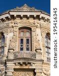 kucuksu palace in istanbul city ... | Shutterstock . vector #195416345